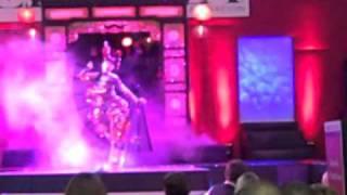 AFTV, Abraao Ferreira a.k.a Abe Fabulous meets Dita von Teese at Erotika London!