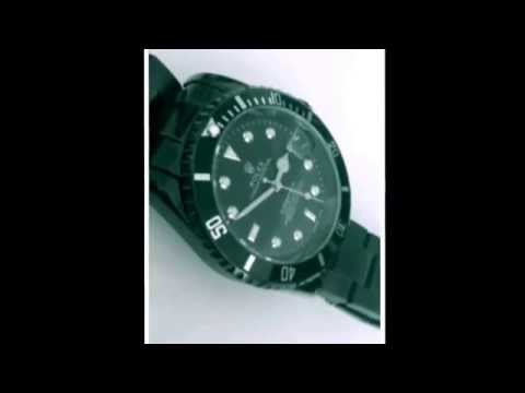 Rolex submariner black edition magic-boxxru