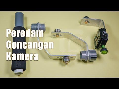 DIY How To PVC Gimbal Kamera Untuk Video