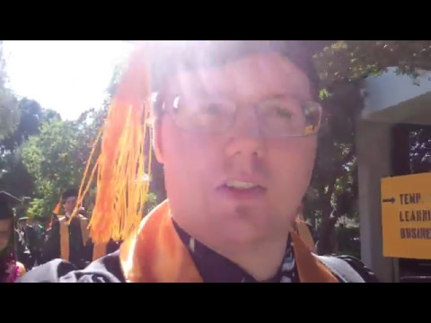 My days at Los Angeles Valley College, Part 3: Graduation Day (June/2012)