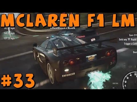 Need For Speed Rivals | Xbox One | Part 33 | McLaren F1 LM Interceptor