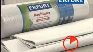 Обои под покраску Эрфурт Рауфазер ERFURT-Rauhfaser®(Обои марки ERFURT-Rauhfaser® производятся с 1864 года. Этот тип обоев является самым популярным в Германии. Обои..., 2013-03-25T09:21:38.000Z)
