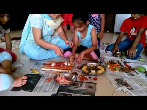 Talent Summer Camp Bangalore with Karma Trivedi_Cooking