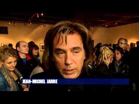 Jean-Michel Jarre And Charlotte Rampling - Albums Secrets To Lille