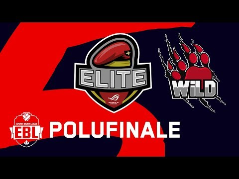 EBL LoL - ASUS vs WILD - POLUFINALE w/ Sa1na, Mićko i Đorđe Đurđev