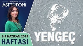 YENGEÇ Burcu 3-9 Haziran 2019 HAFTALIK Burç Yorumları, Astrolog DEMET BALTACI