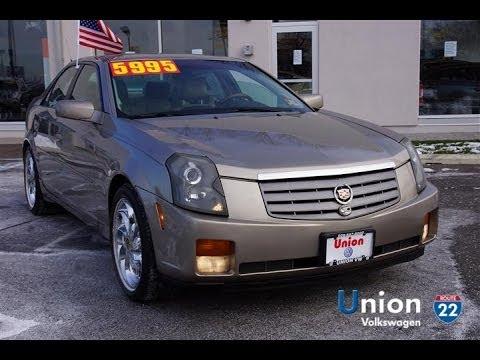 2004 Cadillac CTS 3 6 Vogues