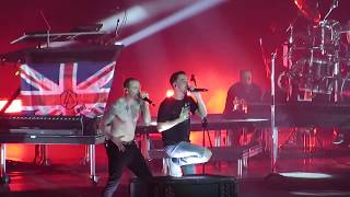 LINKIN PARK LIVE @ THE O2 ARENA - SHARP EDGES, NUMB/ENCORE, HEAVY, PAPERCUT - 03/07/2017