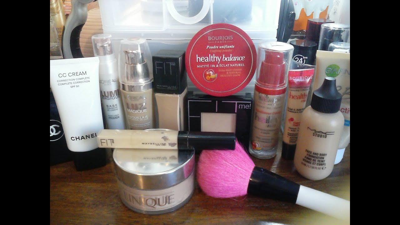 base de maquillaje para piel seca