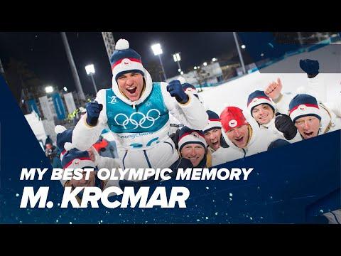 Olympic Memories: Michal Krcmar