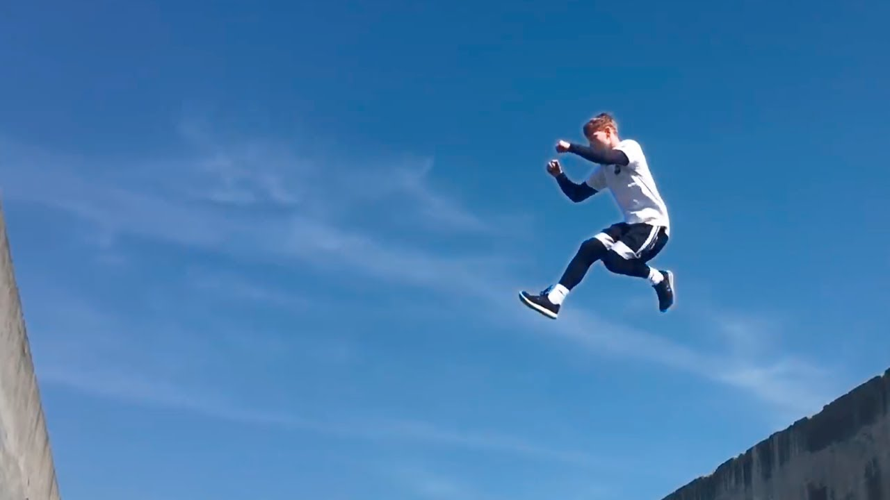Parkour and Freerunning 2019 - Jump the World