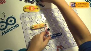 Уроки Arduino 4. Терменвокс