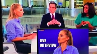 LIVE SKY INTERVIEW - LUCY WYNDHAM-READ ON HEALTH AND FITNESS