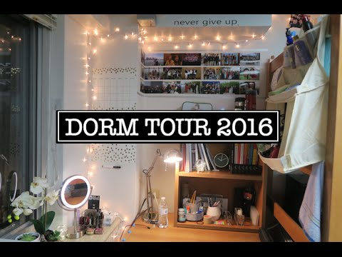Dorm Tour 2016 | UW Madison Chadbourne | CYN8THIA