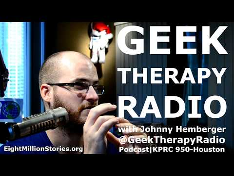 Geek Therapy Radio - Eight Million Stories