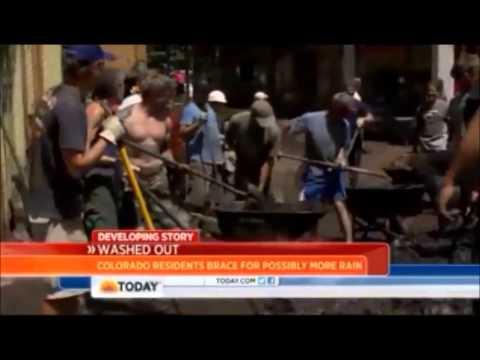 Colorado Flood of 2013 - Short Documentary