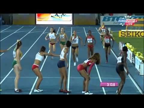 Nassau 2015 IAAF World Relays- Medley Relay W.