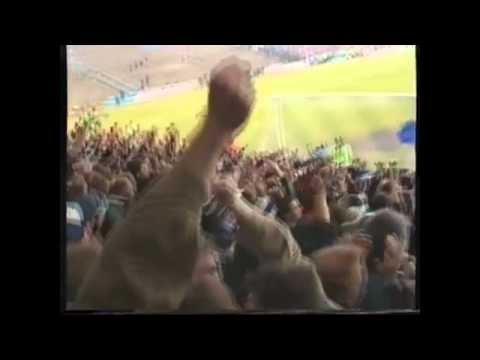 Brighton V Doncaster 1997 | Storer Goal - View From North Stand