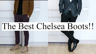What To Look For When Buying Chelsea Boots | Ways To Wear Chelsea Boots