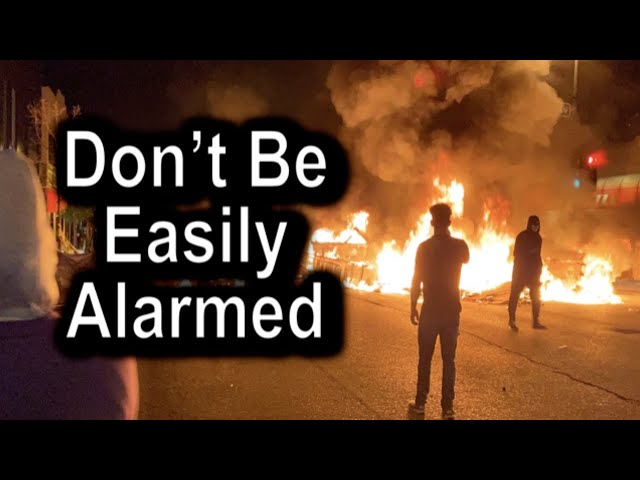 Don't Be Easily Alarmed, 2 Thessalonians 2:1-2 – June 7th, 2020