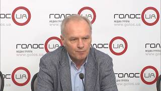 Обострение на Донбассе: состоится ли встреча в нормандском формате в апреле? (пресс-конференция)