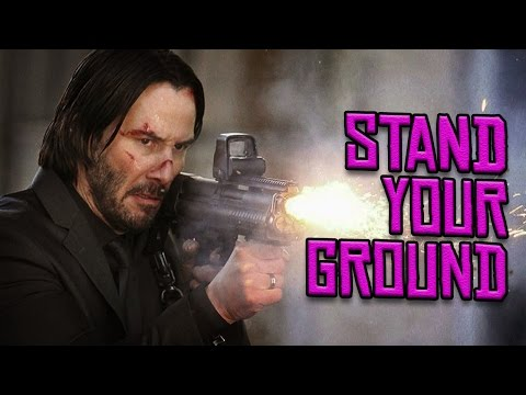 Stand your ground and castle doctrine