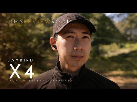 Jaybird X4 Sport Earphones - REVIEW