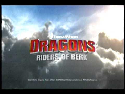 promo 3 dragones de berk