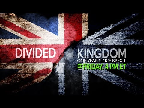 TOMMY SHERIDAN ON RT AMERICA DIVIDED KINGDOM ONE YEAR SINCE BREXIT