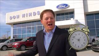 Save thousands black friday & saturday at don hinds ford! every new ford is on sale, with savings up to $15,000 off msrp! get 0% apr for 72 months, or buy wi...
