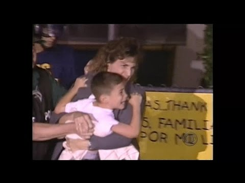 On this day: Elian Gonzalez reunited with his father