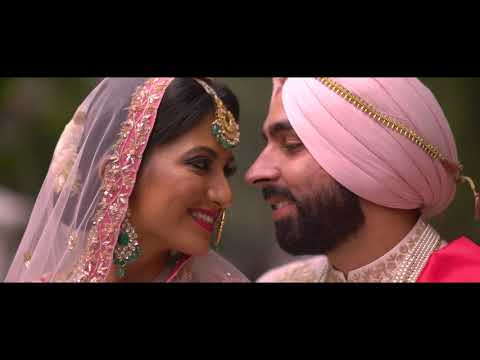 Taran + Amrit | Urban sikh wedding | Same day Edit | Mehar films