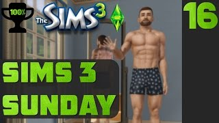 Walking, Talking and Potty Training - Sims Sunday Ep. 16 [Completionist Sims 3 Playthrough]