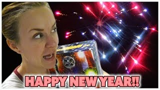 new year s special with smelly belly tvawesome fireworks family vlog