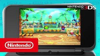 Kirby Battle Royale - Flagball (Nintendo 3DS)