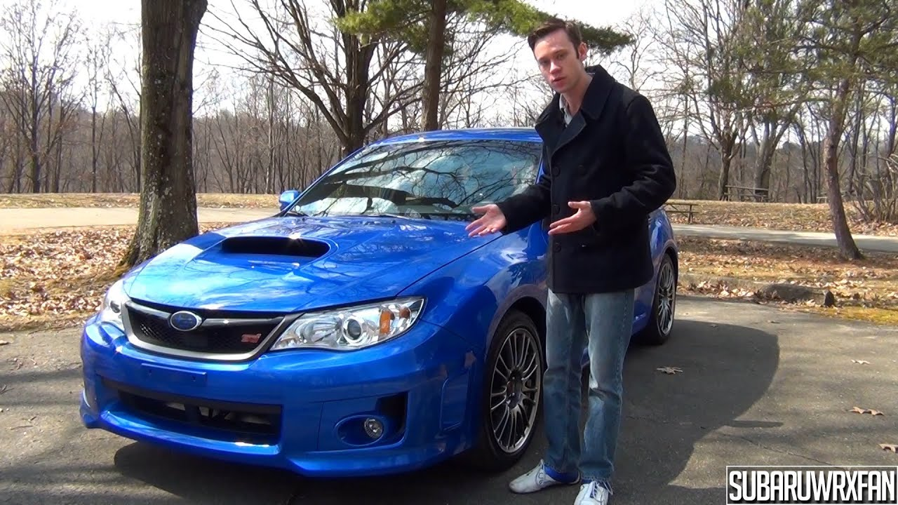 Review 2013 subaru wrx sti 5 door youtube vanachro Gallery