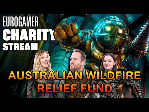 The Team Eurogamer Stream Fundraiser In Aid Of The Australian Wildfire Relief Fund