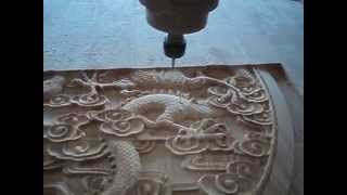 Joy Yang — Engrave  Chinese Style Design By  Cnc Wood Working Machine