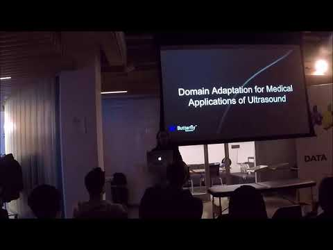 NYC ML Meetup Domain Adaptation for Medical Applications of Ultrasound