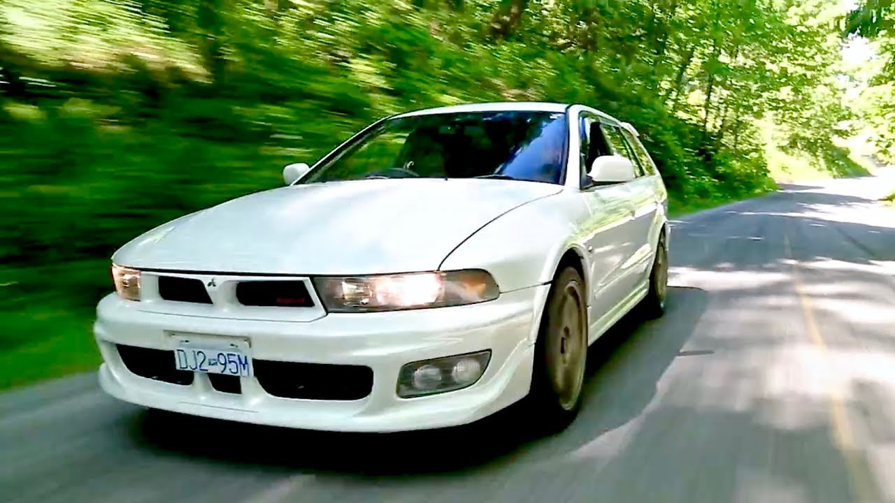 twin turbo jdm mitsubishi legnum vr 4 review a wagon like no other youtube twin turbo jdm mitsubishi legnum vr 4 review a wagon like no other