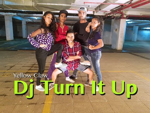 Yellow Claw  DJ Turn It Up  Old School Hip Hop Beginners  Blue Apple Dance Academy