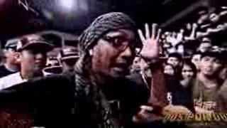 Repeat youtube video FlipTop - Tipsy D/Third D  vs Crazymix Bassilyo @ Dos Por Dos 2 Tournament semis