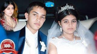 💖КРАСАВИЦА НЕВЕСТА. Цыганская свадьба. Сватовство. Саша и Алёна, часть 2💖