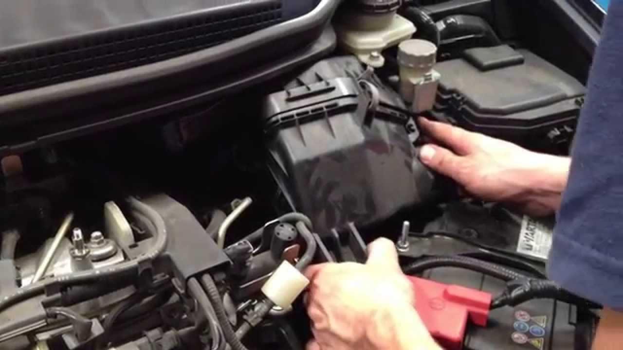 2003 Honda Civic Ex Engine Diagram Honda Civic 2 2 Ctdi D 233 Pose Boite 224 Air Et Filtre 224 Air