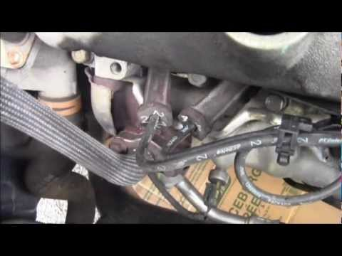 2003 impala wiring diagram usb got performance issues at 40mph on chevy equinox 2008 change spark plug wires - youtube