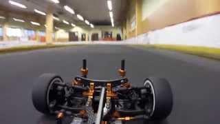 Radiostyrd bil voltar med GoPro