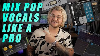 How to Mix Pop Vocals Like a Pro (FREE STEMS AND PRESETS) | Make Pop Music