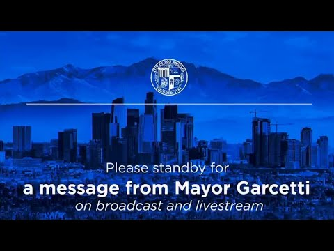 COVID-19 Response Update from Mayor Garcetti, July 1