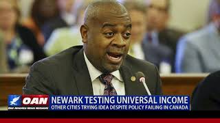 Newark testing universal income, other cities trying idea despite policy failing in Canada