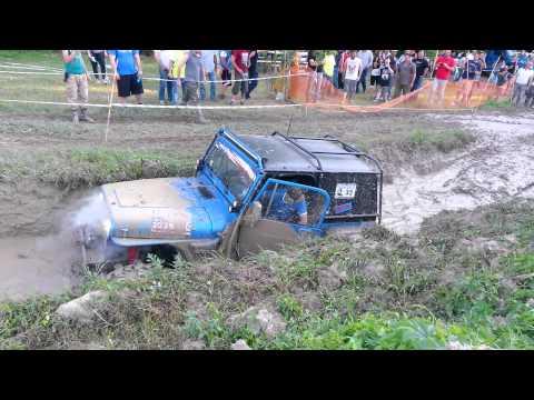 4X4 FEST CRETONE 2015 - Jeep Wrangler Unimog The Animal